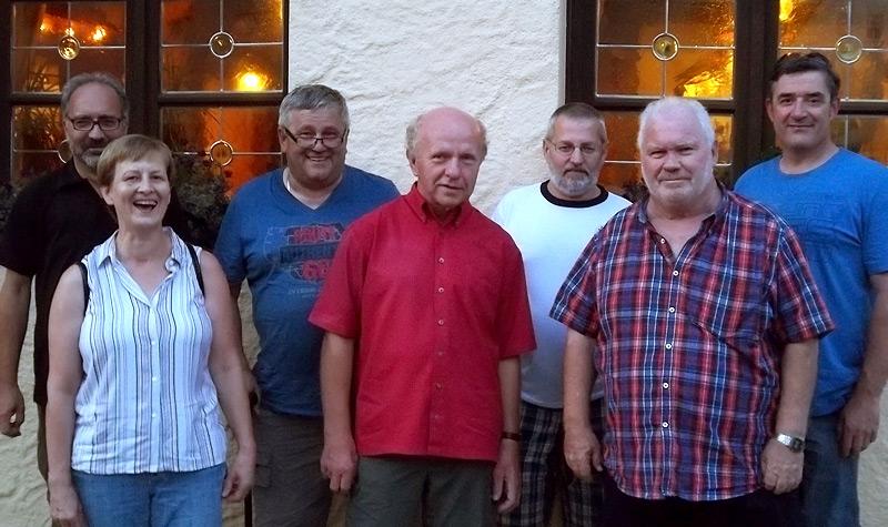 Vorstand der Initiativgruppe Gliedmaßenamputierter