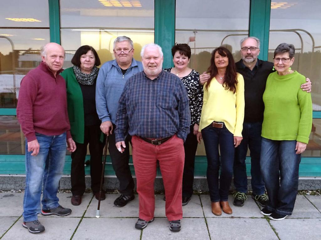 Vorstand Initiativgruppe Gliedmaßenamputierter